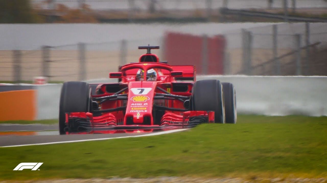 Download F1 Testing 2018 Highlights: Day 1