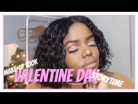 Valentine Day GRWM & Storytime | He Violated Me!!