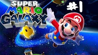 Super Mario Galaxy #1 - Die goldene Ära