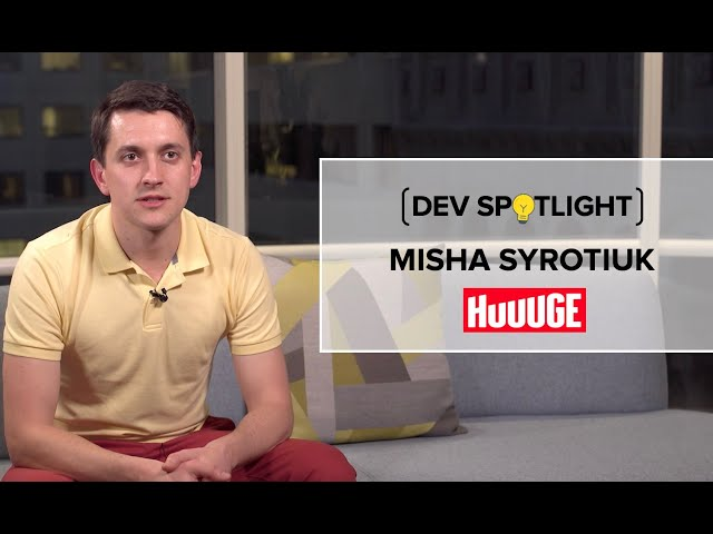 Dev Spotlight: Misha from Huuuge Games on In-App Programmatic Advertising