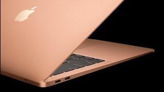 Introducing The New MacBook Air — Apple Full HD