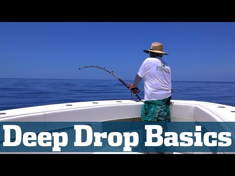 Deep Drop Basics - Florida Sport Fishing TV