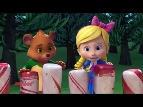 Goldie & Bear - Avoiding Candy | Official Disney Junior Africa
