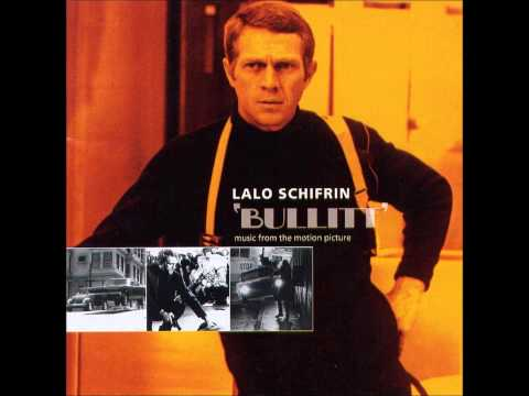 Bullitt Soundtrack 1. Main Title - Lalo Schifrin