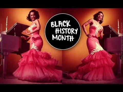 History Of Fashion Ep 3 Iconic Designers Black History Youtube