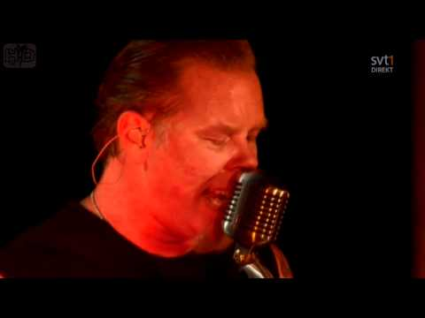 Metallica - Blackened (Live, Gothenburg July 3. 2011) [HD]