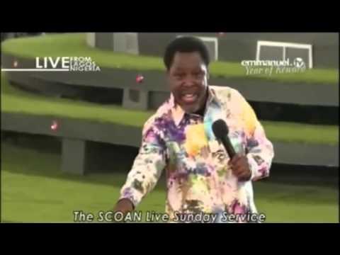 how to grow spiritually by tb joshua