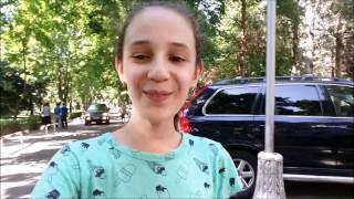 VLOG : Алматы // Аквапарк // Вода и бананы
