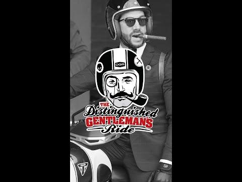 DGR 2021 by Triumph Spain | The Distinguished Gentlemans Ride