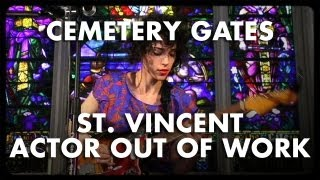 Watch St Vincent Actor Out Of Work video