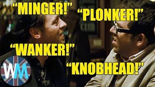 Top 10 Great British Swear Words and Insults