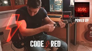 AC/DC - Code Red | FULL Guitar Cover | #PWRUP