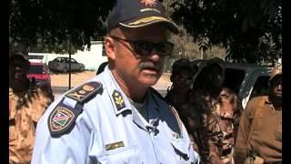 Namibian Police in the Zambezi Region plan to intensify border patrols - NBC