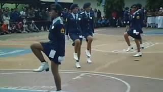 Lomba Paskibra SMA 4 Semarang