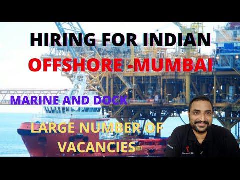 URGENT OFFSHORE JOB VACANCIES IN MUMBAI II ATLAS INDIA II LARGE NUMBER OF VACANCIES