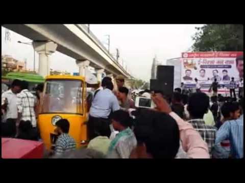 Gem prince e rickshaw launch