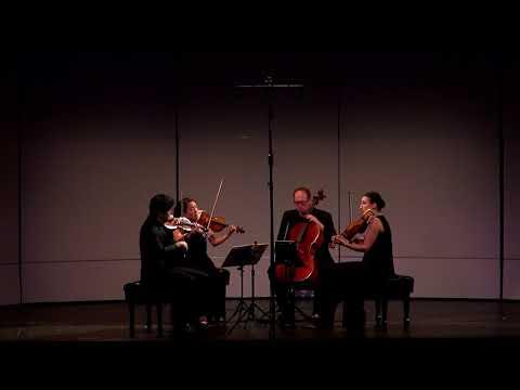 Verona Quartet - Haydn Quartet No. 36 in B flat Major, Op. 50, No. 1, III. Minuet - Trio