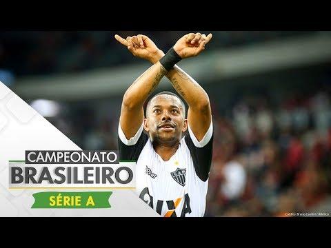 Melhores Momentos - Atlético-PR 0 x 2 Atlético-MG - Campeonato Brasileiro (01/10/2017)
