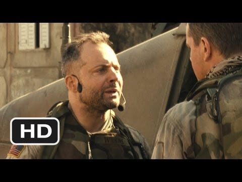 Green Zone #3 Movie CLIP - They Matter to Me (2009) HD
