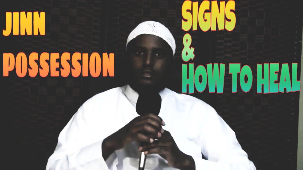 JINN POSSESSION   Signs of Jinn Possession + HEALING   Ruqya