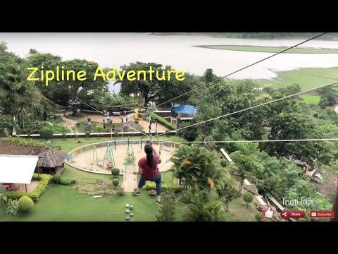 Trip To Splendour Country | Monsoon | Team Outing Fun | Zipline Adventure | Pune
