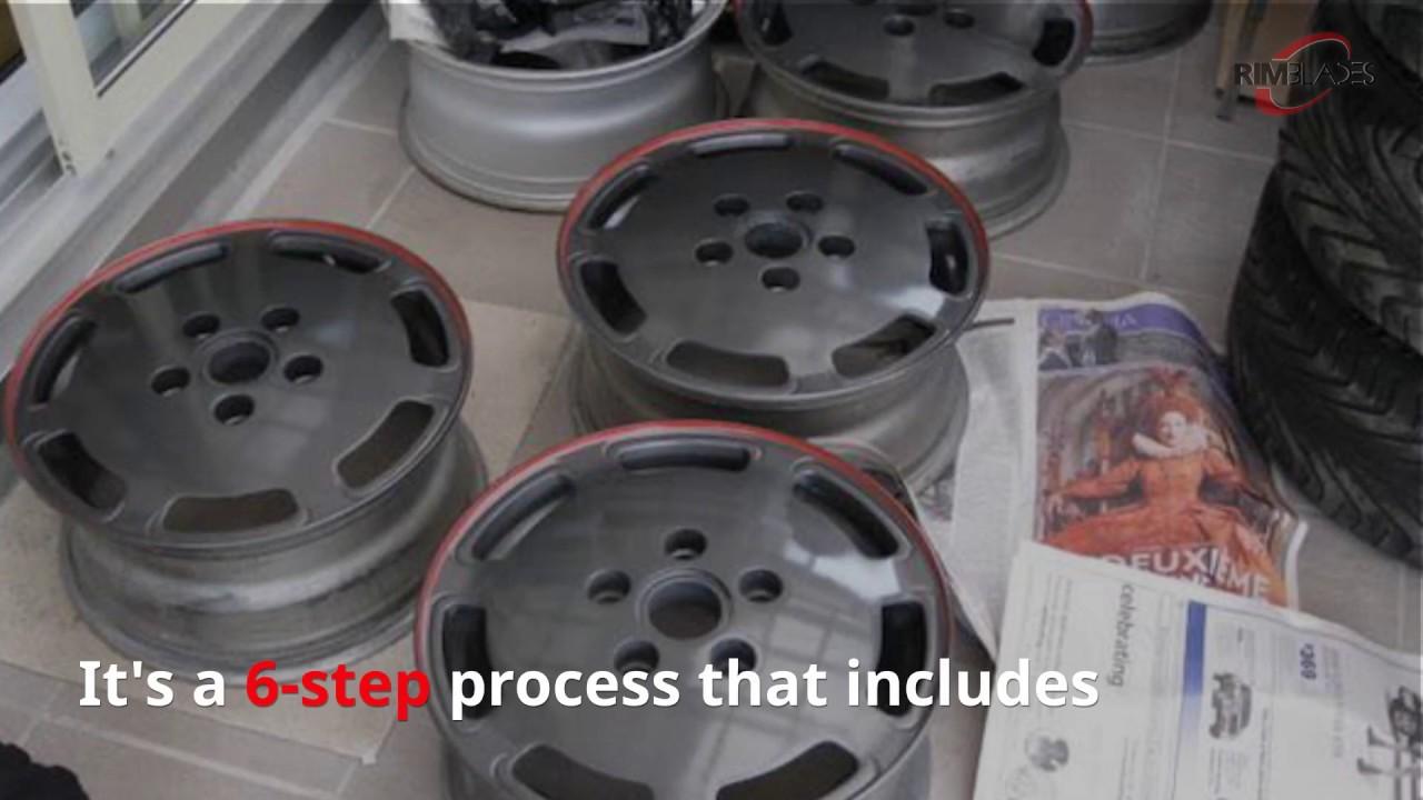 Can You Refinish Alloy Wheels? | RimBladesUSA