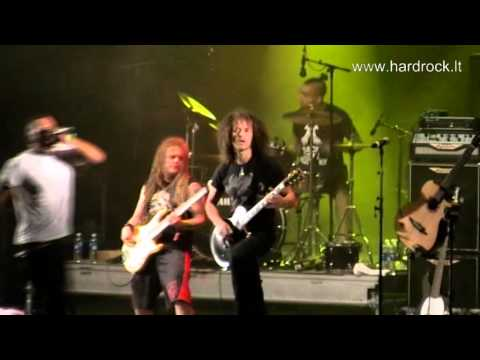 Breed 77 - Calling Out (Live@Roko naktys 2014, Lithuania)