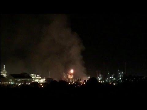 شاهد: قتيل على الأقل في انفجار مصنع كيماوي في منطقة تاراغونا الصناعية شرق اسبانيا…  - 22:59-2020 / 1 / 14