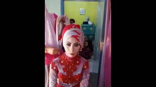 Video Kreasi hijab Pengantin by Rumah Humaira Karawang download MP3, 3GP, MP4, WEBM, AVI, FLV Agustus 2017