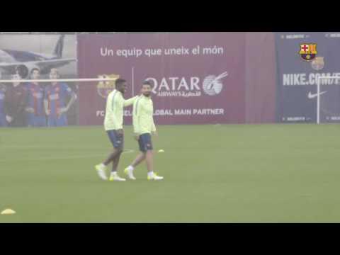Samuel Umtiti FC Barcelona  Black Coal Bureau
