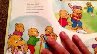 Berenstain Bears learn to share-Stories read by Dad