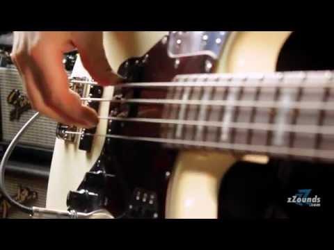 Fender American Standard Precision, Jazz And Jaguar Bass Shootout