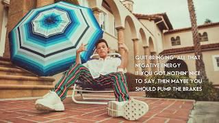 Jacob Sartorius - Problems (Official Lyric Video)