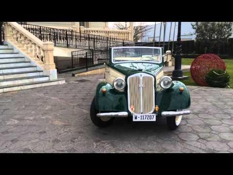 Restauración DKW F8 - Parte 7