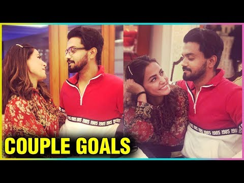 Hina Khan Shows LOVE For Her Boyfriend Rocky Jaiswal