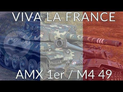 WoT Blitz: Vive la France