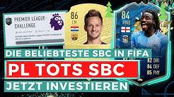 FIFA 20 TOTS Premiere League Spieler SBC 😮 Jetzt Investieren mit diesen TOTSSF Trading Tipps 💪