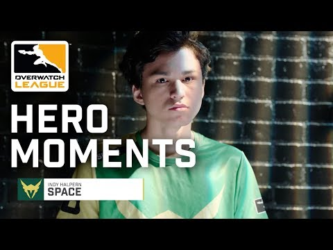 Hero Moments: Space
