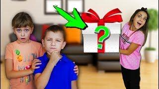 Вот Это Сюрприз!!! Что Же Внутри Этой Коробки? Новое Видео На Didika Tv