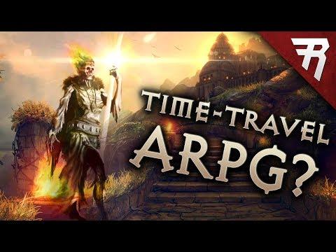 Last Epoch action RPG Gameplay Demo Review (Kickstarter)