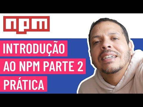 Introdução ao NPM #02 [prática] - Web basics