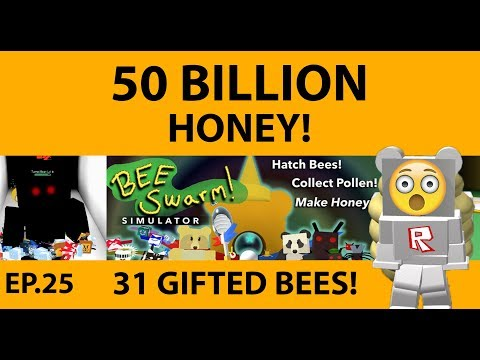 #1 Bee Swarm Simulator Player - 50 Billion Honey - SDMittens