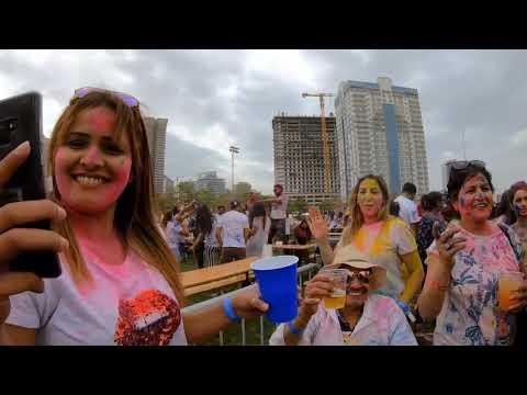 Holi Festival Dubai 2021 🔥🔥