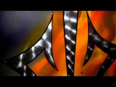 Silver leaf by ZROD