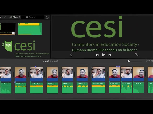 CESI Staffroom Special ON Cyber security