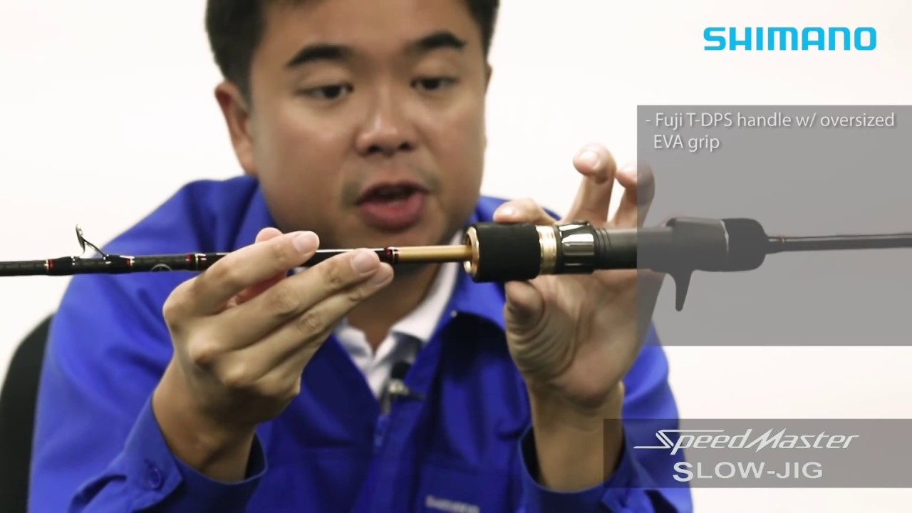 Shimano Inside Tips: Speedmaster Slow-Jig