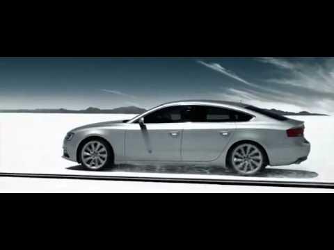 The New Audi A5 Sportback 2012 Youtube