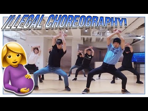 Is This Legal? EXO 엑소 &39;전야 前夜 The Eve&39; Dance Practice Reaction