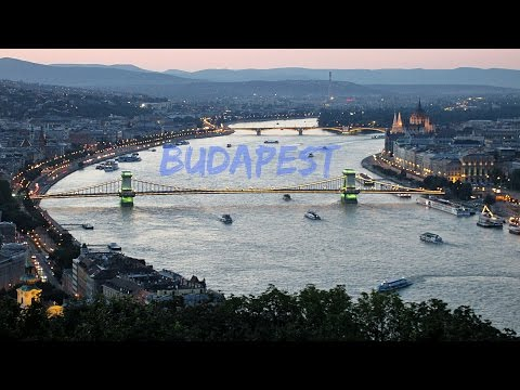 ☆ Tour of Budapest, Hungary ~ A magnificent city! ☆ [Full HD movie]