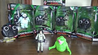 World Tech Toys - Ghostbusters Helicopters - Review and Flight